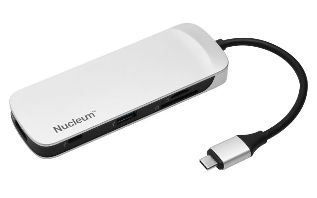 Kingston Nucleum USB Hub
