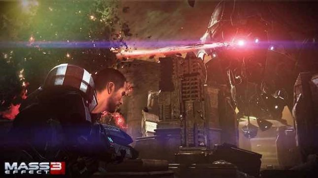 Mass Effect 3 DLC Lands for Direct Purchase on PC