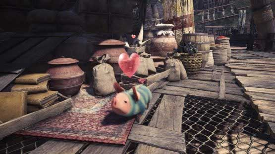 Monster Hunter: World Day One Patch is 815MB