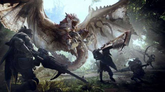 Here's Why Monster Hunter World for PC is Delayed