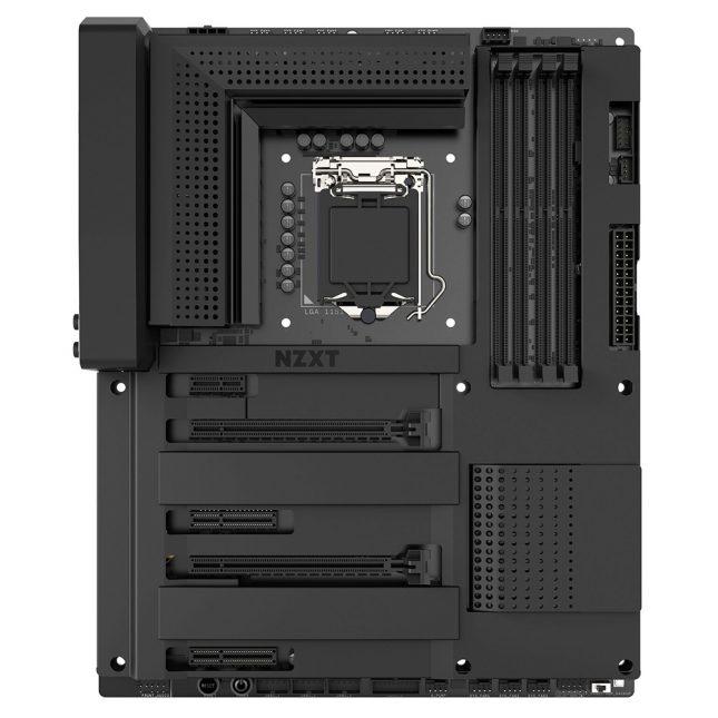 NZXT N7 Z370 - Black Cover
