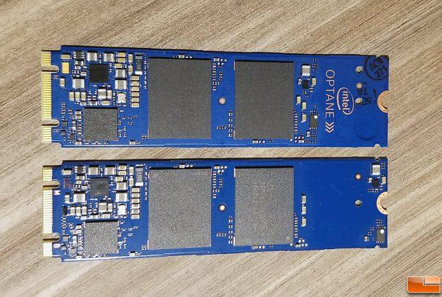 Optane Memory versus Optane SSD