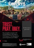 AMD Far Cry 5 Game Key Giveaway