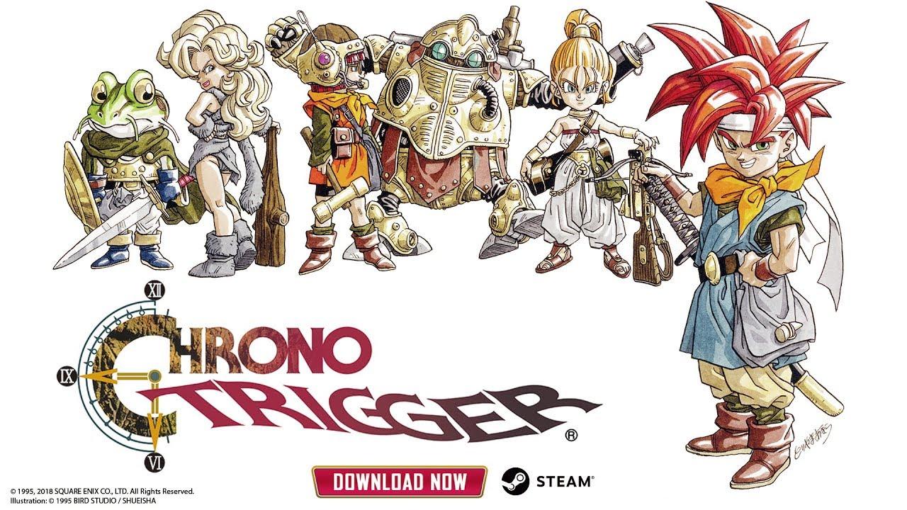 Steam Chrono Trigger