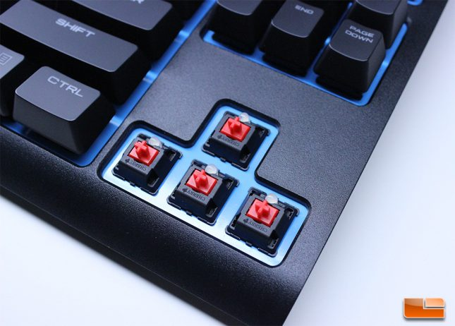 Corsair K63 Wireless - Cherry MX Red