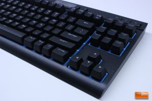 Corsair K63 Wireless - Side View
