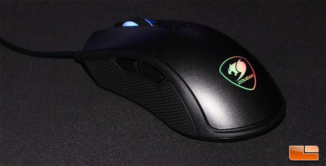 Cougar Revenger S gaming mouse