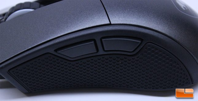 Revenger S - Side Buttons