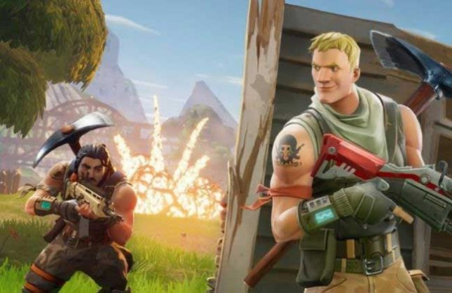 Fortnite Beats PUBG for Concurrent Players