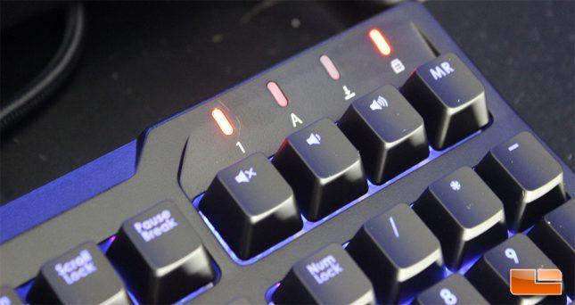G.SKill KM570 RGB Indicators