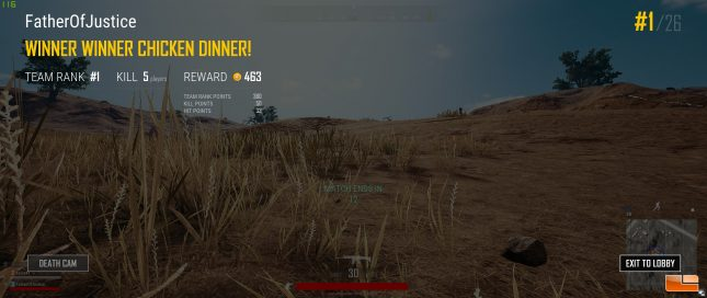 K63 Wireless - PUBG Chicken Dinner