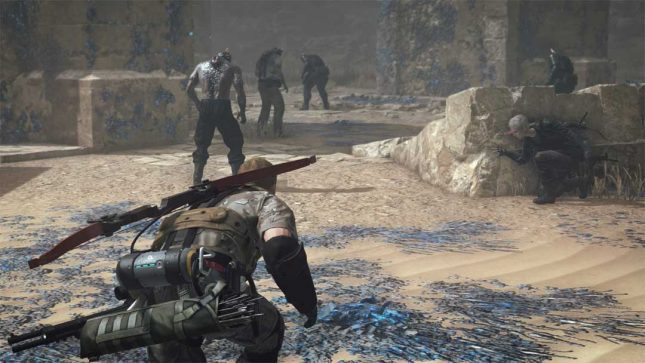 Metal Gear Survive Pre-Orders Underway via Steam, Launches Today