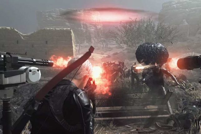 Metal Gear Survive Charges Extra for Character Save Slots