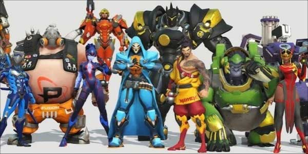 Blizzard Gives Overwatch Players in Game Items for Watching Overwatch League