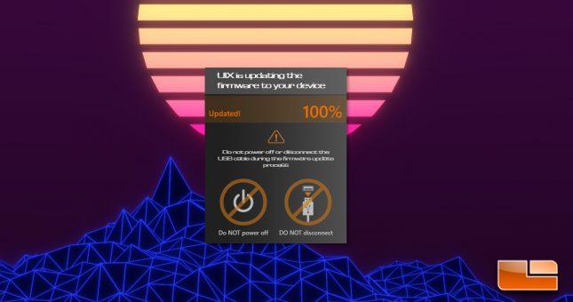 Revenger S - Firmware Update