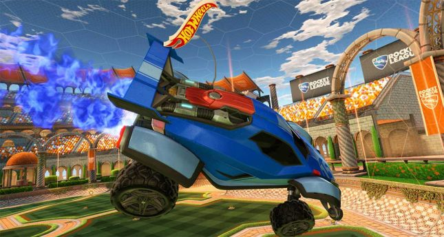 Hot Wheels to Bring Rocket League to the Real World
