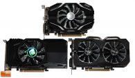 AMD Radeon RX 560, Radeon RX550 and NVIDIA GeForce GTX 1050 Ti
