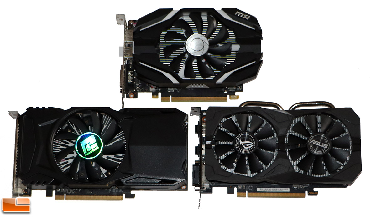 Budget Mining On The Radeon RX 560, Radeon RX 550 and GeForce GTX