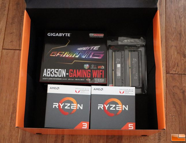 AMD Raven Ridge Bundle