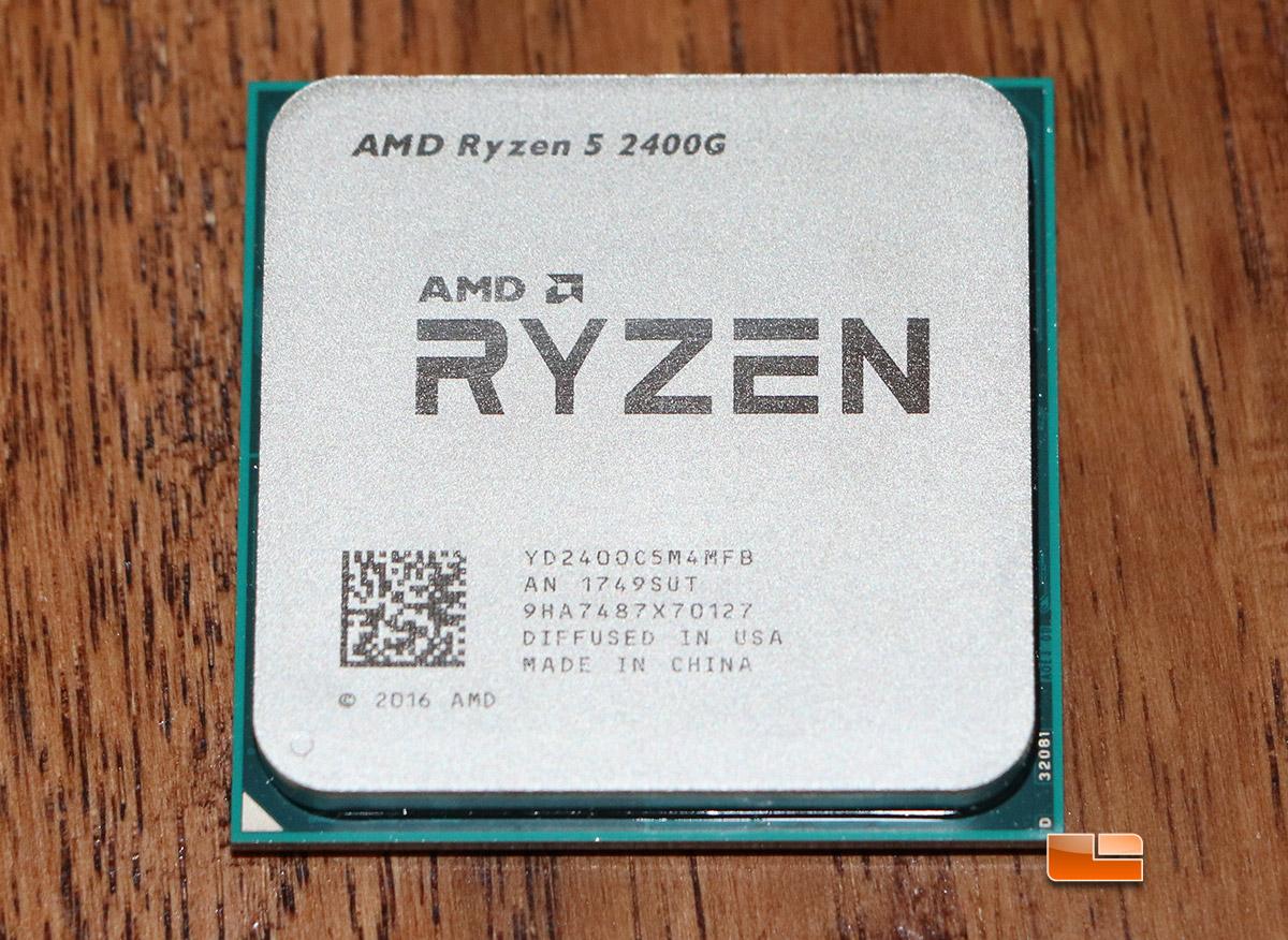 AMD Ryzen 5 2400G Mining Performance with NiceHash and XMR-STAK