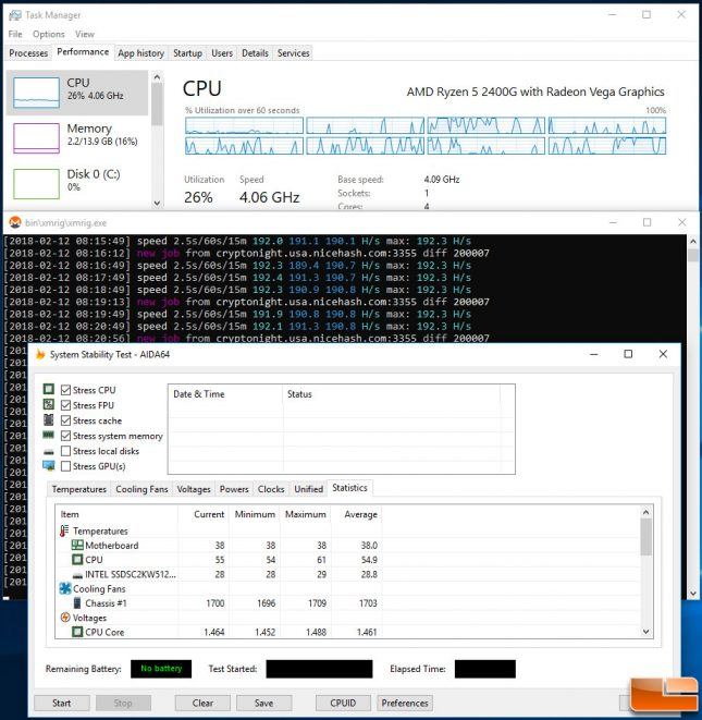 Cgminer cpu mining only