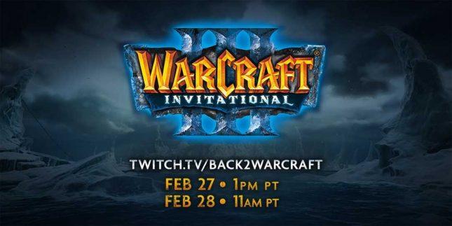Word of Warcraft III Invitational Tournament Kicks Off Feb 27