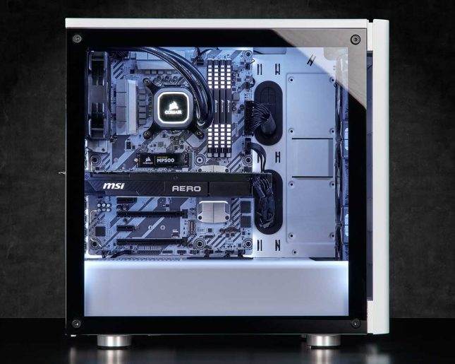 Corsair Launches Carbide Series 275r Pc Case Legit Reviews