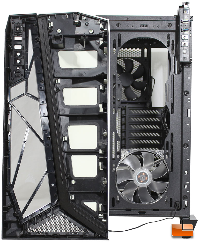 Corsair Carbide Spec Omega Mid Tower Case Review Page 3