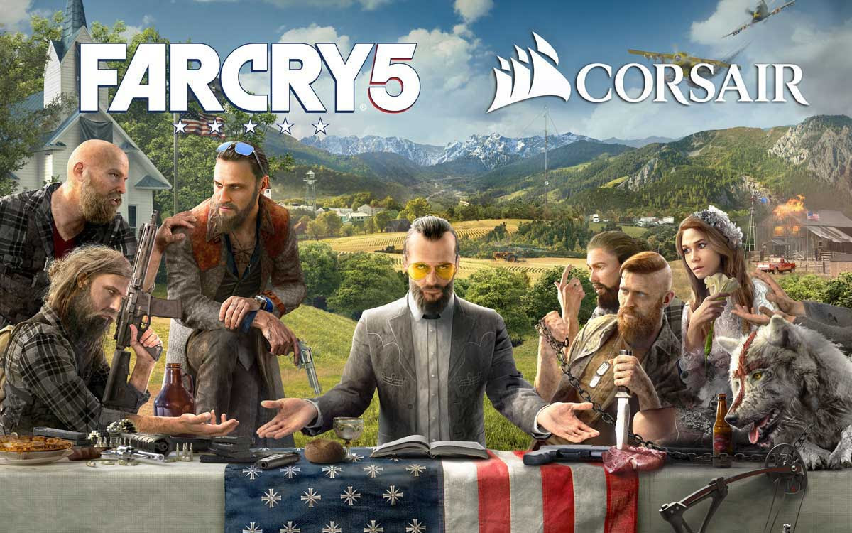how to adjust the screen far cry 5