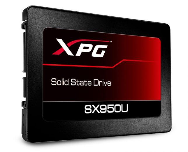 ADATA SX950U SATA SSD