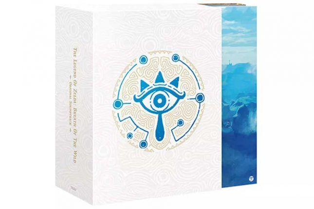 Nintendo to Launch Limited-Edition Breath of the Wild Soundtrack