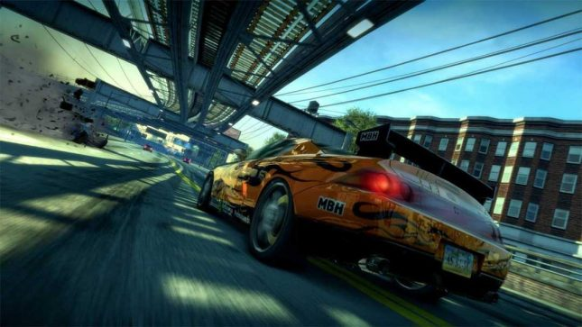 Play Burnout Paradise Remastered on Xbox One Right Now