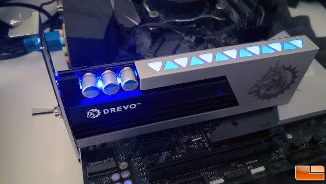 DREVO ARES LED Lighting