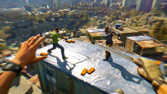 Dying Light Adds Battle Royale Mode