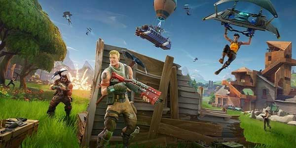 Fortnite Gets Cross Platform Play Between Console, PC and Mobile