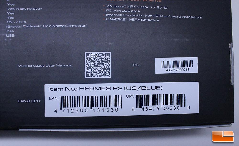 hera software for keyboard