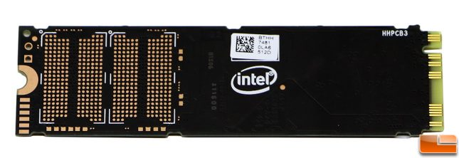 Intel SSD 760P 512GB SSD