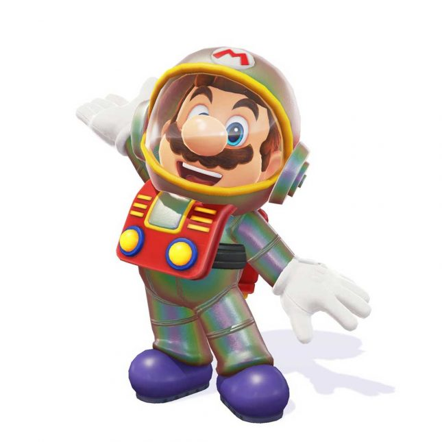 Super Mario Odyssey Gets New Outfits in New Update