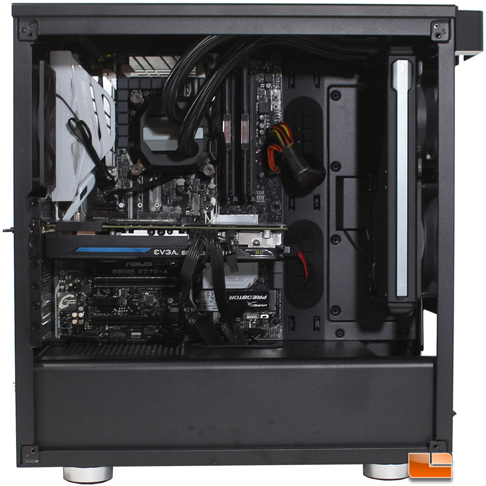 Corsair Carbide 275r Mid Tower Case Review Page 5 Of 5