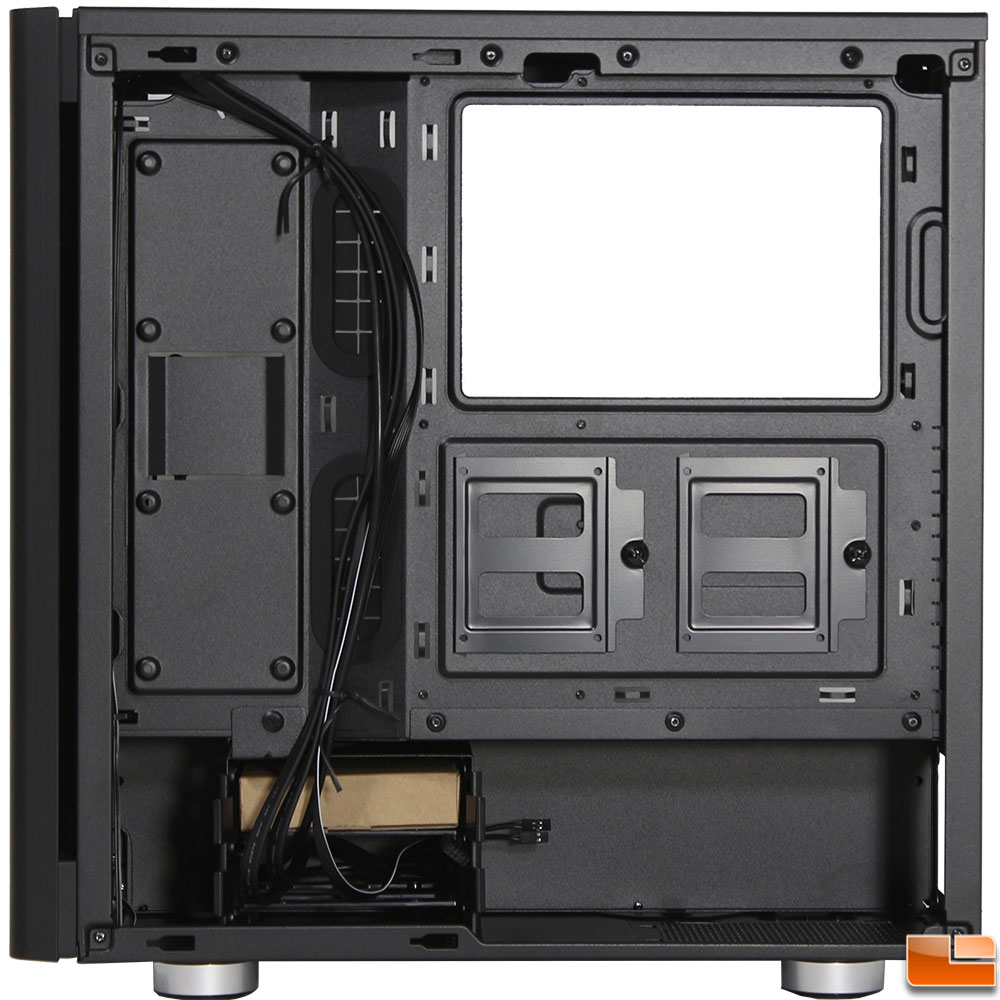 Corsair Carbide 275r Mid Tower Case Review Page 3 Of 5