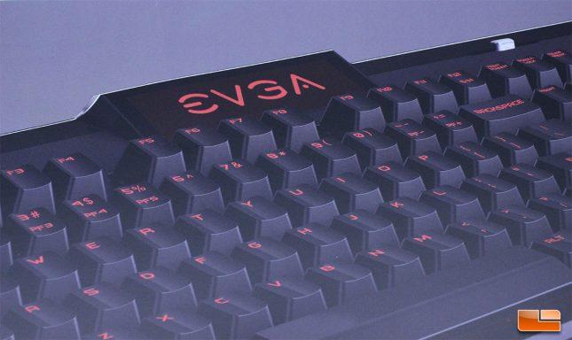 EVGA Z10 - Close Up