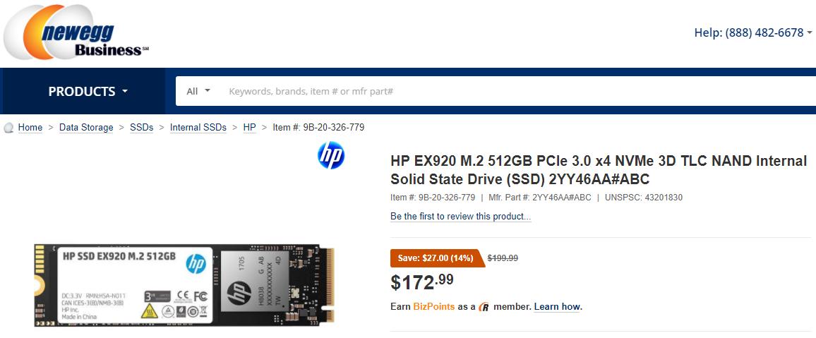 HP SSD EX920 1TB M 2 Drive Review - Page 7 of 7 - Legit ReviewsFinal