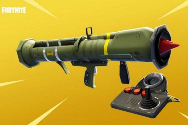 Epic Pulls Guided Missile from Fortnite