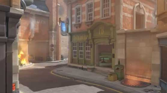 Blizzard Shows Off Retribution Overwatch Event