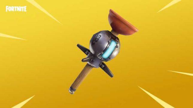 Sticky Grenade Now Available in Fortnite