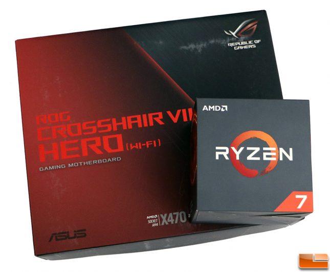 AMD X470 Platform