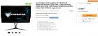 Acer Predator X27 4K IPS UHD Display