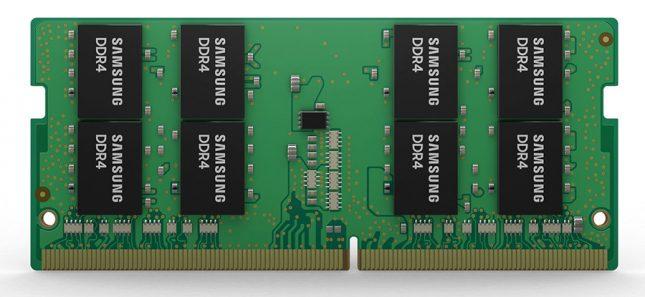 Samsung 16Gb 32GB SoDIMM