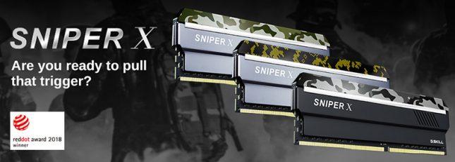 G.Skill Sniper X