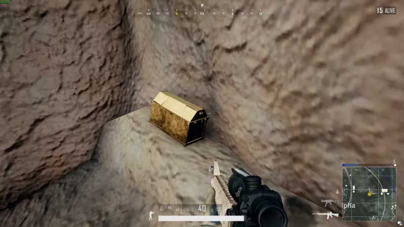 What You Can Learn From The Team Behind Pubg: PUBG Gamers Are Finding Golden Treasure Chests